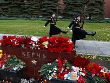 De Krim staat stil bij slachtoffers bloedbad