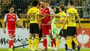 Invaller Witsel ziet Dortmund goed wegkomen tegen tweedeklasser - Thorgan Hazard krijgt billenkoek in Duitse beker