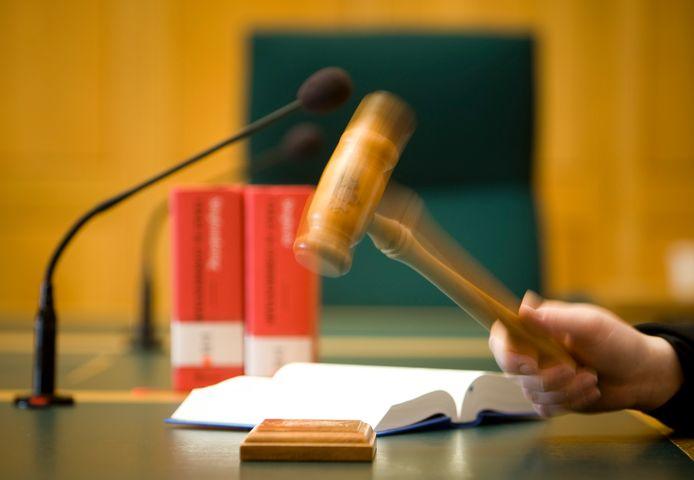 2010-05-19 00:00:00 DEN BOSCH - Rechtbank.ANP  XTRA LEX VAN LIESHOUT