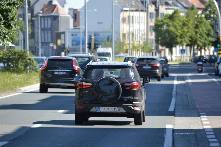 Zien we binnenkort geen SUV's meer in stadscentra?
