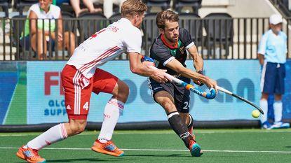 Engeland klopt Duitsland in kleine finale