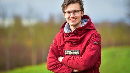 Jordy organiseert sportkampen voor jongeren tijdens schoolvakanties