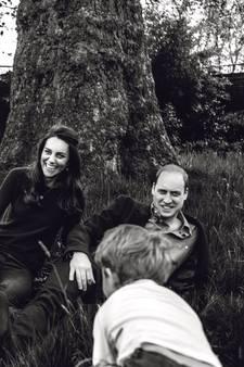 Prins William: 'Ik zou willen dat mijn moeder m'n kinderen zag opgroeien'
