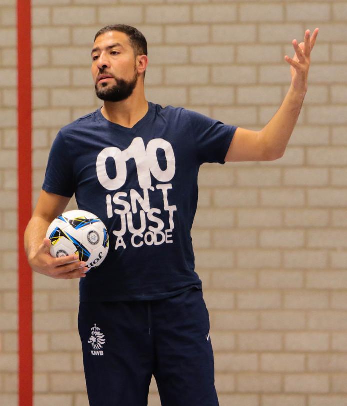 Samir Yaaqobi is sinds dit seizoen de hoofdcoach van Groene Ster Vlissingen. Hij volgde Hicham Benhammou op.