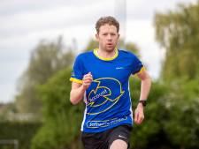 Triatleet Vincent Böhm haalt ook plezier uit alleen maar trainen