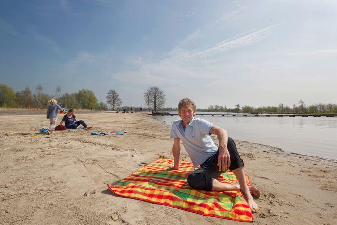 Zwemmen in het Meijepark is al een jaar verboden vanwege de slechte waterkwaliteit.