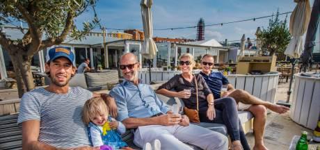 Ondernemers op Scheveningen hopen op mooie nazomer na oorverdovende stilte in augustus