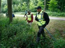 Grote zoekactie naar de vermiste Annemarie (22) uit Utrecht in de bossen van Amelisweerd