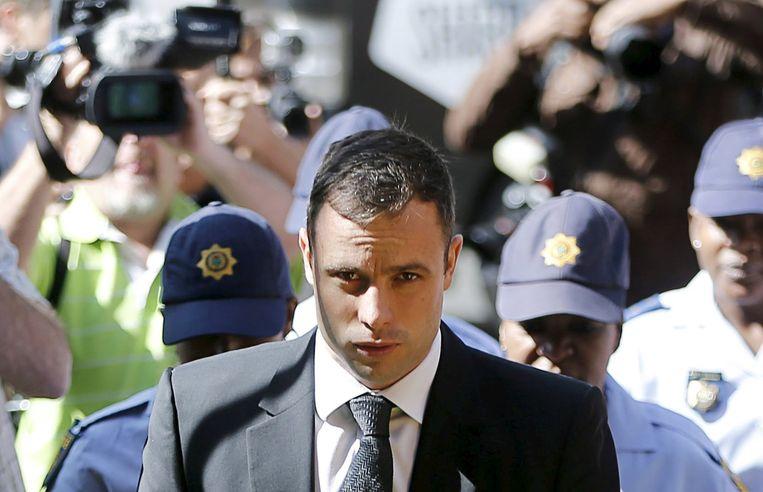 Oscar Pistorius Beeld reuters