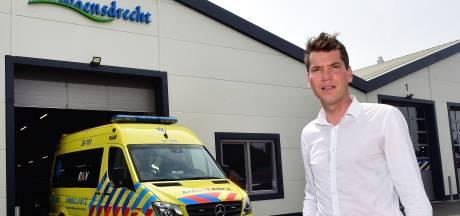 Ambulances mogen straks de grens over om levens te redden