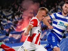 LIVE | Ralf Seuntjens terug in de spits bij De Graafschap tegen TOP Oss