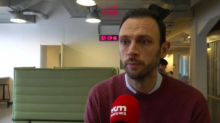 Flanders Classics CEO Tomas Van Den Spiegel