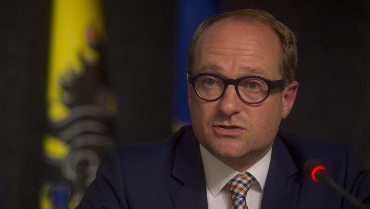Ben Weyts (N-VA), Vlaams minister van Dierenwelzijn.
