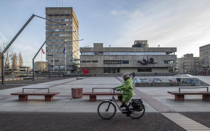 Het stadhuis in Eindhoven.