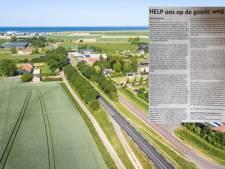 Tegenstanders van verbreding Zanddijk halen alles uit de kast. 'Dit is een schreeuw om aandacht'