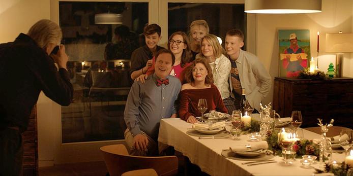 Réunion de famille autour de Susan Sarandon, alias Lily, en phase terminale.