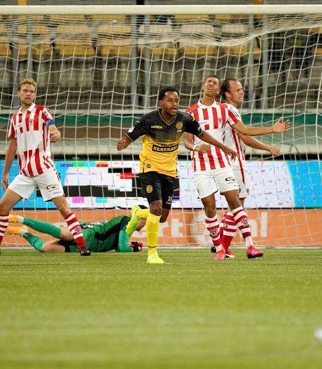 TOP Oss geeft wedstrijd tegen Roda JC in 12 minuten weg