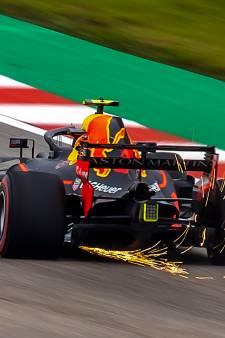 Verstappen krijgt gridstraf vanwege vervangen versnellingsbak
