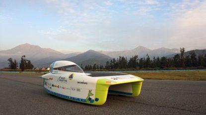 Solar Team trekt naar race in Chili