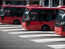 Openbaar vervoer in Twente en Achterhoek weer 2 dagen plat