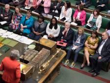 Brexit: le parti travailliste réclame un vote du public
