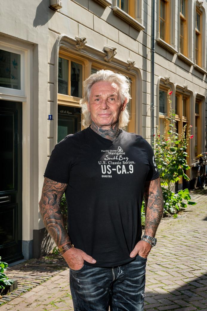 De Bossche zakenman Hans van Meesen was de gemeente in 1997 net voor bij de koop van de laatste prostitutieramen van de stad.