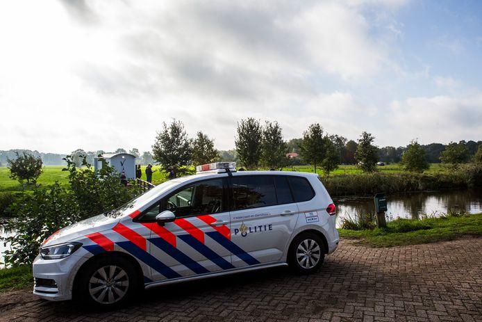 Politie in Ruinerwold