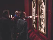 """Van Eyck, een optische revolutie bekeken en goedgekeurd. """"Eerste en laatste keer zo dicht bij een Van Eyck"""""""