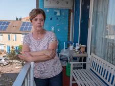 Zes weken na de explosie durft Monika weer in haar Vlissingse appartement te slapen: 'Ik heb wekenlang nachtmerries gehad'