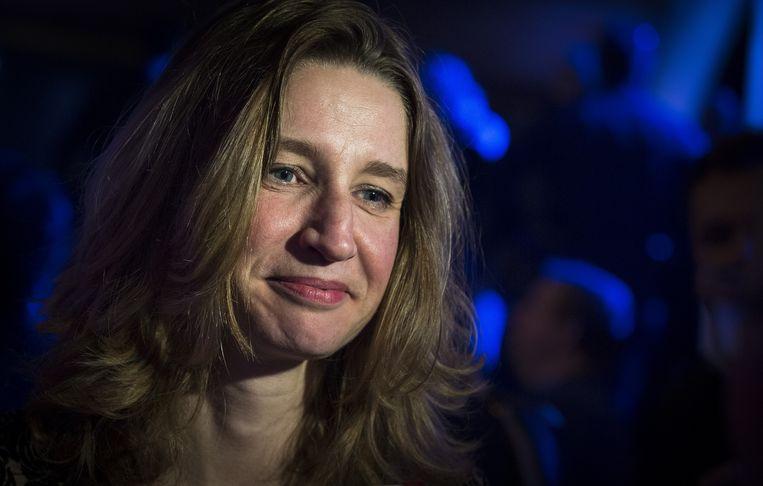 41% stemde tijdens het SP-congres op tweede Kamerlid Sharon Gesthuizen Beeld anp