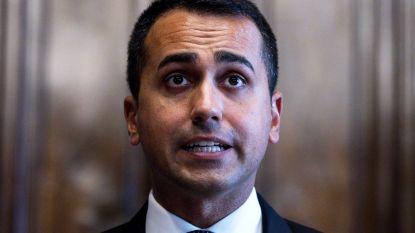Vijfsterrenbeweging dreigt regeringsvorming in Italië alweer op te blazen