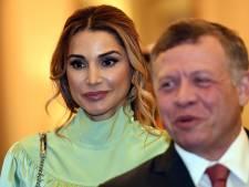 Bomvol programma voor koning Abdullah en koningin Rania