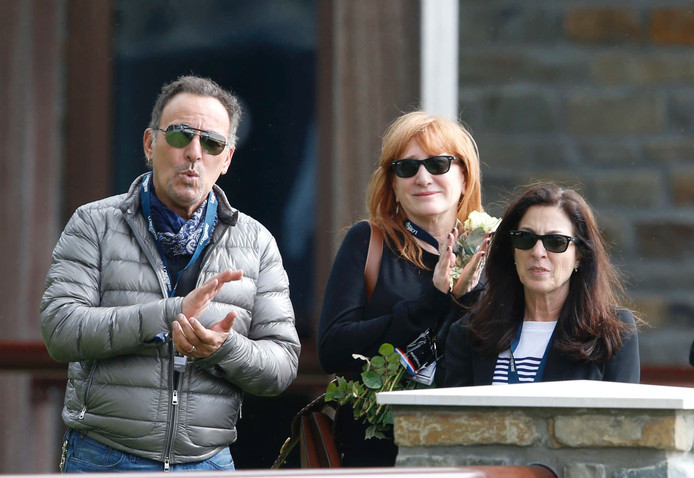 Bruce Springsteen was in Eindhoven