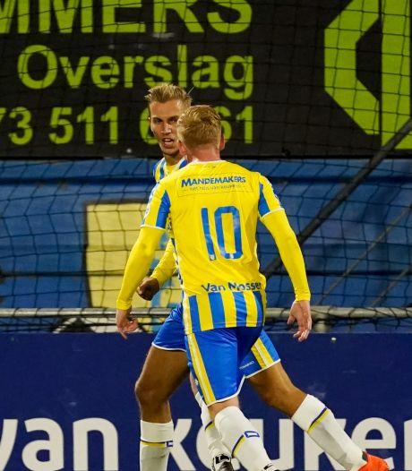 RKC pakt op de valreep een punt in pover duel met PEC Zwolle
