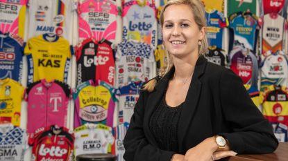 """""""Dries en ik vinden het nog steeds fijn om samen rustig te gaan fietsen"""": vriendin van Belgisch kampioen Dries De Bondt jaagt haar eigen droom na in wielerwereld"""