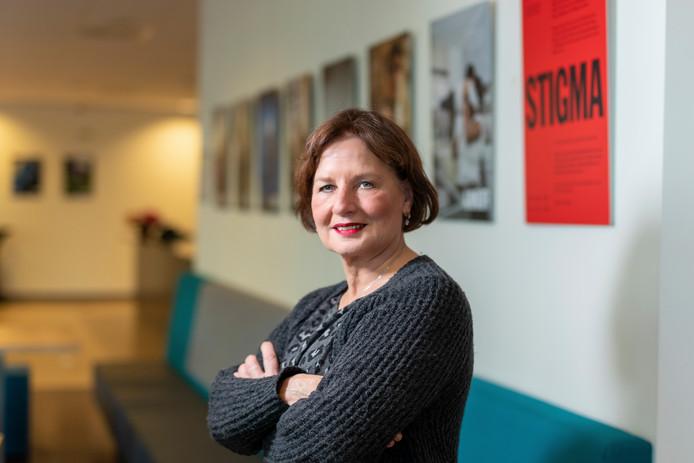 Anneke van IJperen is hiv-/aidsverpleegkundige van het eerste uur.