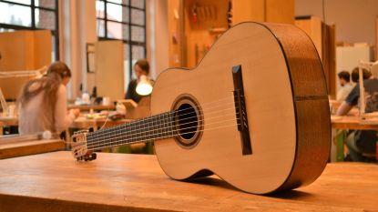ILSA gaat duurzame toer op: studenten bouwen muziekinstrumenten uit inheems hout
