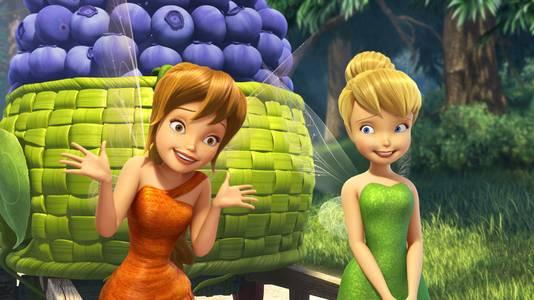 Tinkerbell (rechts)