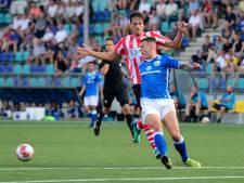 Hornkamp vraagteken bij FC Den Bosch