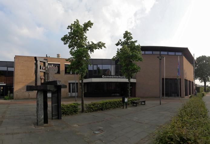 Het gemeentehuis van Maasdriel.