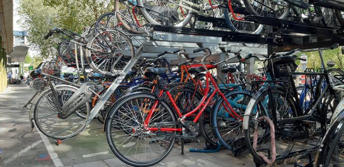 Alle fietsen die bij  Moreelsepark en Smakkelaarsveld staan worden verwijderd