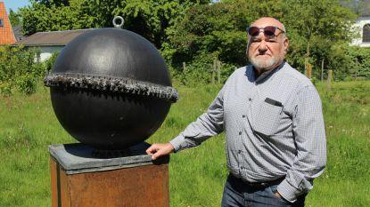 Kunstenaar Ghislain vertelt over zijn beeldhouwwerken