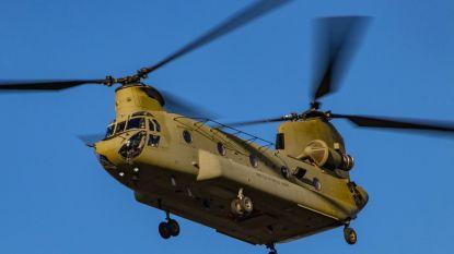 Amerikaanse gevechtshelikopters via ons luchtruim op weg naar NAVO-grens om indruk te maken op Russen