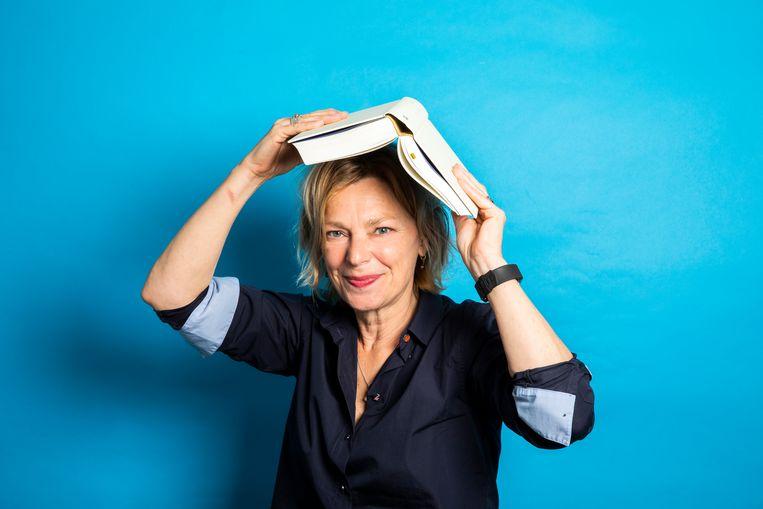 Chef boekenredactie Wilma de Rek Beeld Studio V