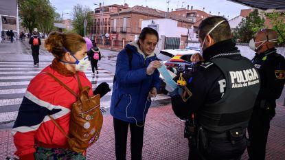 Spanje zwakt coronamaatregelen af ondanks nieuwe piek in aantal overlijdens