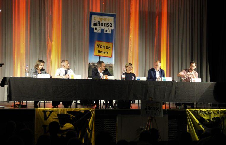 Debat Over De Taalfaciliteiten Iedereen Wil Ze Weg Maar Wie Kan Er