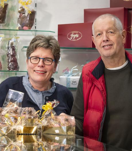 Naam Jagers verdwijnt na bijna eeuw uit Enschede: bakkerij Nollen neemt speciaalzaken over