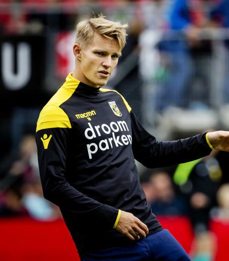 Breinbreker bij Vitesse: Wat te doen met Martin Ødegaard?