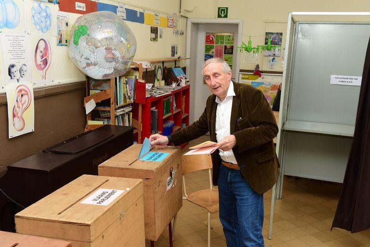 Michel Doomst kan zijn plaats in het Vlaams Parlement verliezen