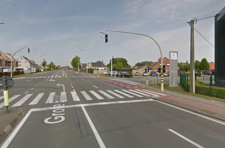De bestuurster van de wagen had volgens de politie een groen licht.